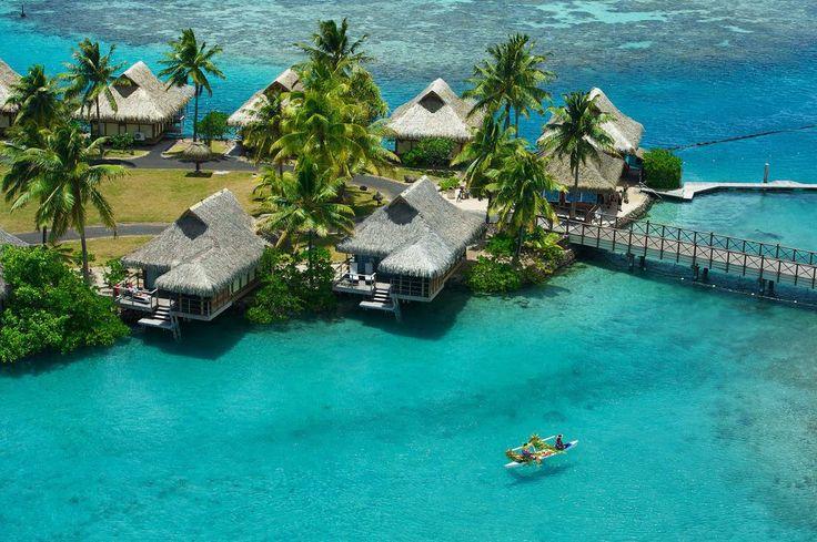 InterContinental Moorea Resort and Spa - Travel Pacific