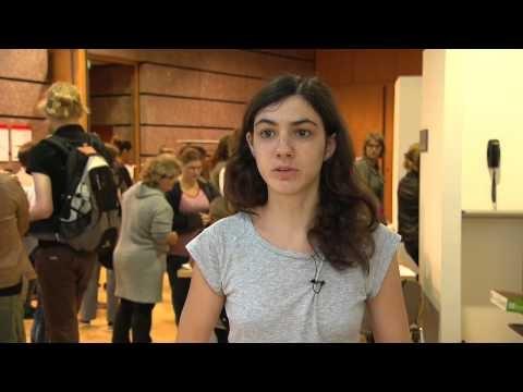 Claire promo 2011/12 du service civique au Conseil Général du Bas-Rhin. Alors elle en pense quoi ?  www.pass-age.fr
