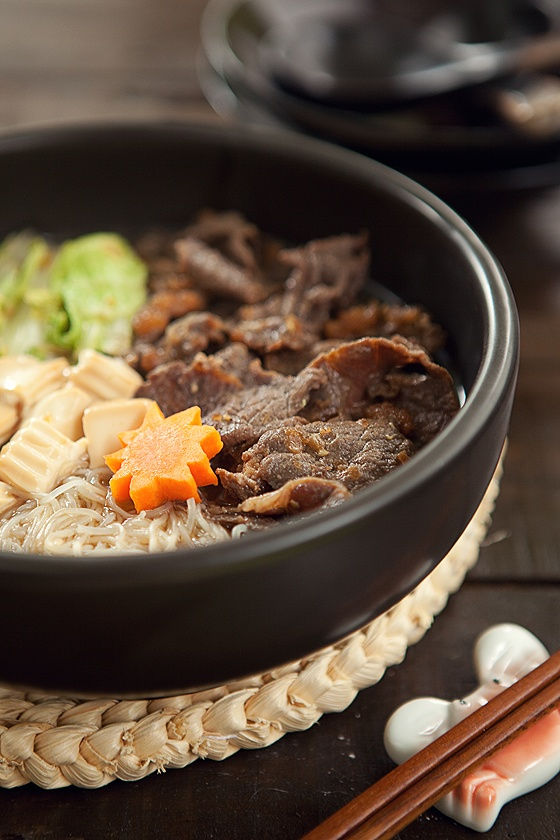 Sukiyaki - I lived in Okinawa for several years and learned to love ...