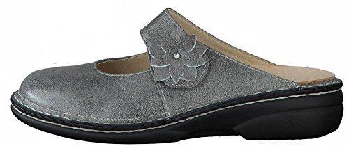 Finn Comfort 02569-503218 Größe 36 grey - http://on-line-kaufen.de/finn-comfort/36-eu-finn-comfort-davenport-clog-grau-grey-2569