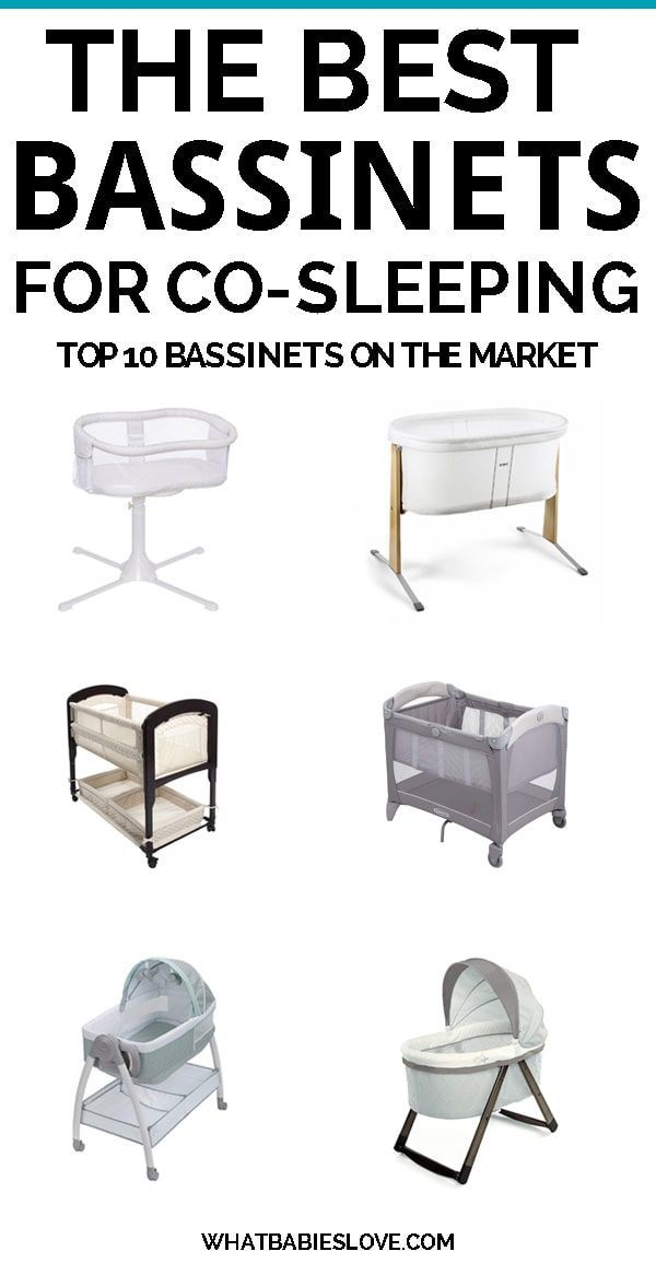 The 10 Best Baby Bassinets On The Market In 2019 In 2020 Best