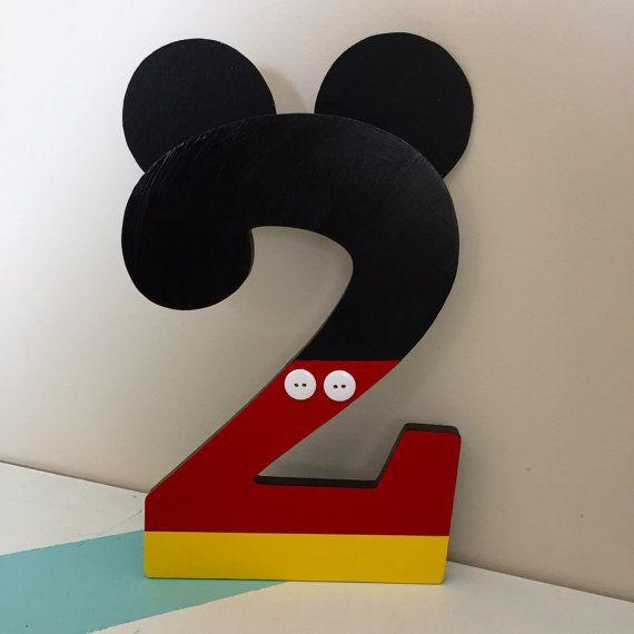 Personalizado decorado madera número  letra  por NiftyNancyDesigns