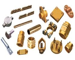 #ElectricalBrassComponents  #BrassElectrical  #BrassComponents  We are manufacturers of Brass Electrical components as per samples/drawings within close tolerances and are manufactured using finest quality of raw materials and manufacturing.