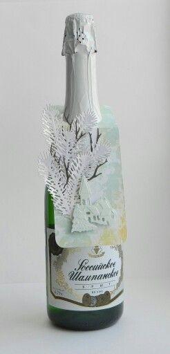 Этикетка на бутылку