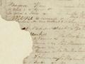 Facsimile of the Treaty of Waitangi