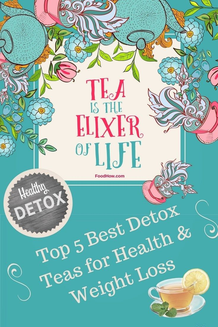 Herbs for weight loss 🍵 5 Best Detox Teas With Reviews, Plus Bonus Weight Loss Program