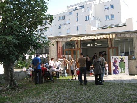 atelier artiSens, Grenoble, France (http://artisens.wordpress.com)