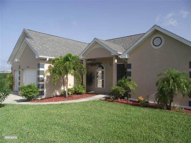 Vakantiehuis Florida Villa Cape Coral in Verenigde Staten, Florida, Cape Coral huren? - Micazu.nl