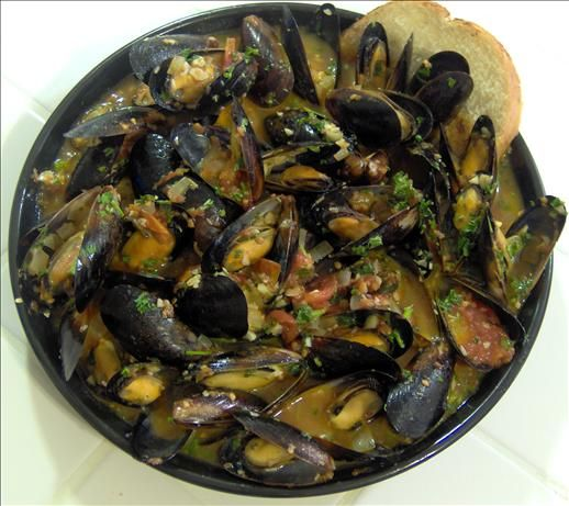 Mussels Josephine Recipe [copycat] from Food.com | another Bonefish Grill copycat recipe... another must-try seafood appetizer.