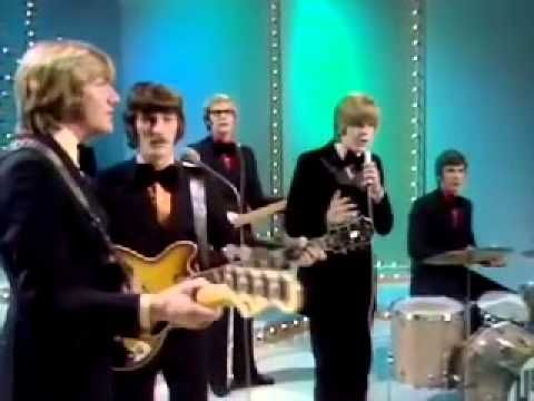 Herman's Hermits - There's a Kind of Hush (stereo)