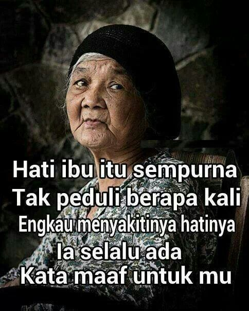 Hati ibu