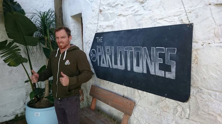 Neil in Mossel Bay #antefacts #parlotones
