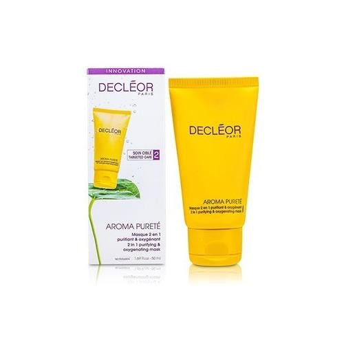 Aroma Purete 2 in 1 Purifying & Oxygenating Mask (Combination & Oily Skin) 50ml/1.69oz