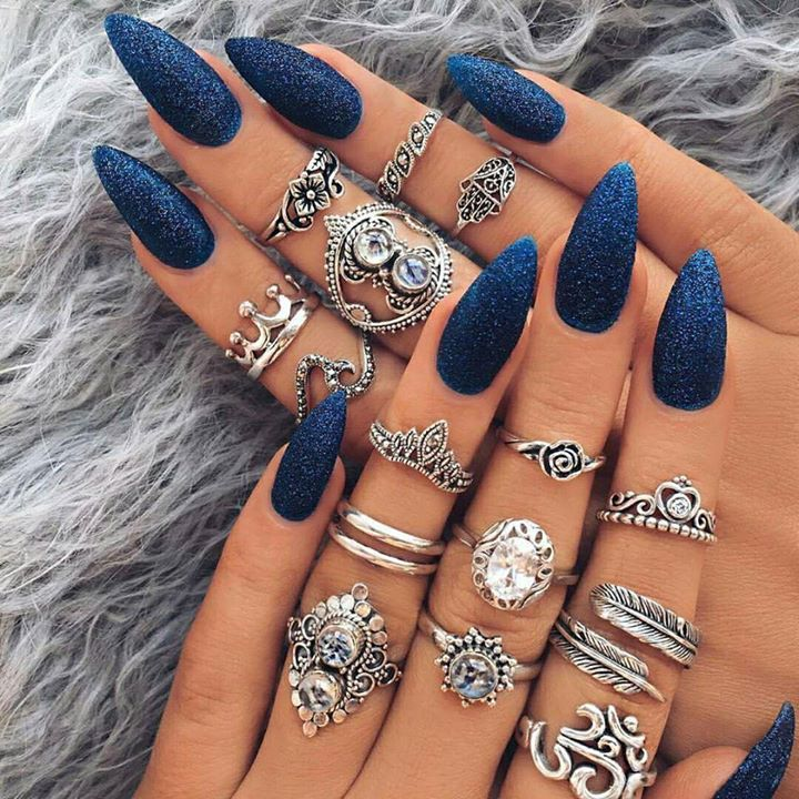 Yes or No #nails #rings #StupidPrices