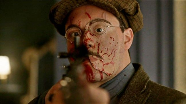 Richard Harrow's Shotgun Massacre