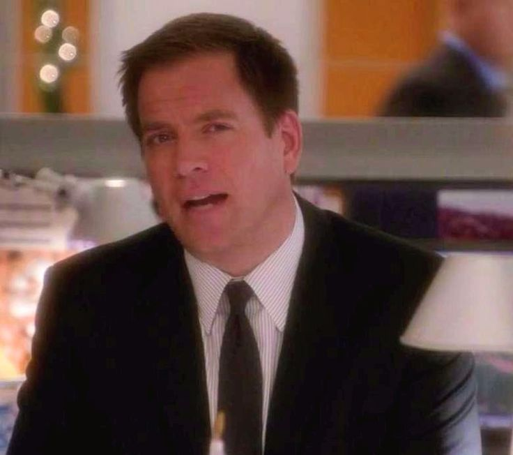 I wish I could go to work rocking like Anthony DiNozzo does