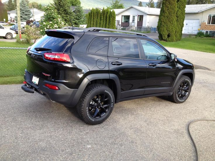 The Allnew 2014 Jeep Cherokee Trailhawk Model Exemplifies
