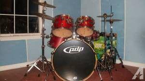 DW' Pacific Drums - $250 (Pensacola, Fl)