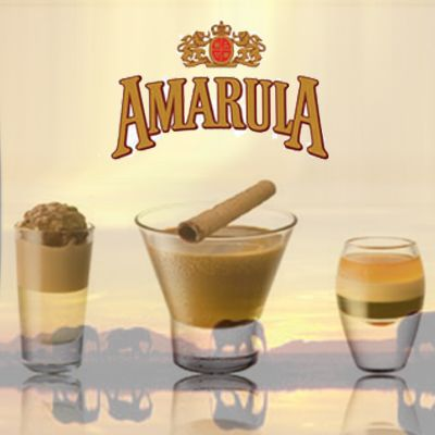 AMARULA cocktails