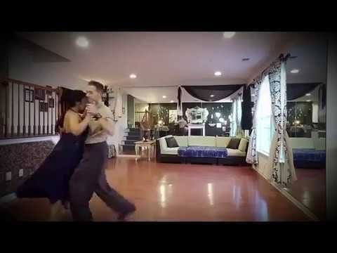 Tango lesson with Michael Nadtochi