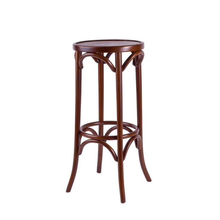 An Original Bentwood stool, made in Poland since 1881. Since the 19th century, the Bentwood has enriched the look and feel of living rooms, dining rooms and cafes all over the world. Available in a variety of stains and colours. www.jmh.furniture   Delivery Australia Wide.  800mm high  610mm high 460mm high
