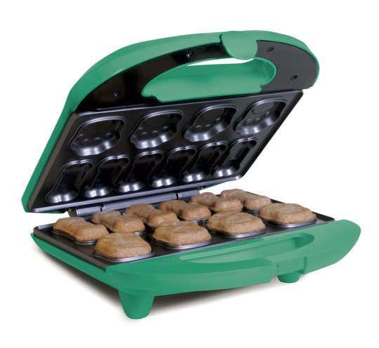 Prensa eléctrica para hacer galletas a tu perro