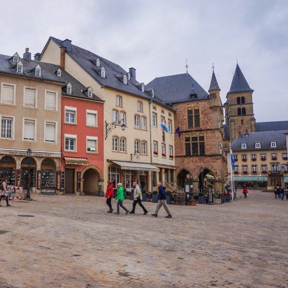 Luxembourg City Tour: 17 Best Images About Place - Luxembourg On Pinterest