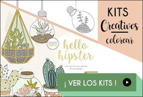 Descubre los kits creativos para adultos