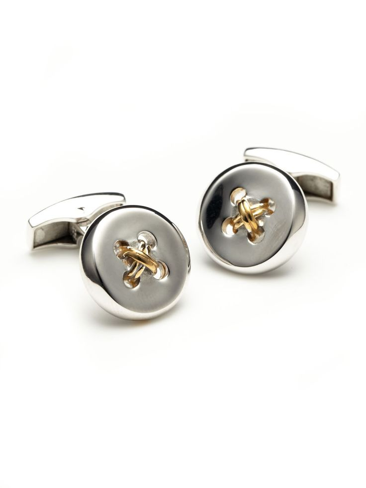 how to make cufflinks from buttons