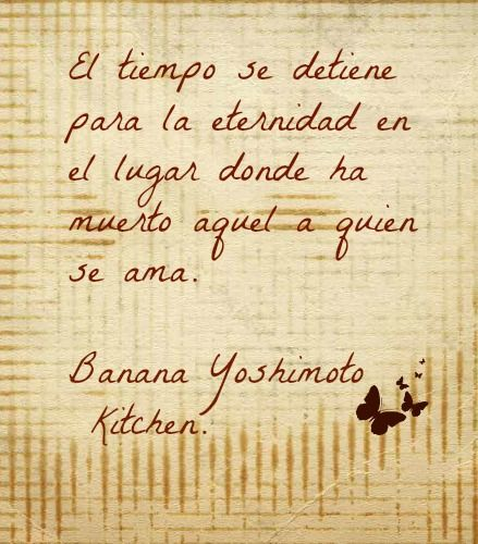 Kitchen By Banana Yoshimoto: 43 Best Images About Frases On Pinterest