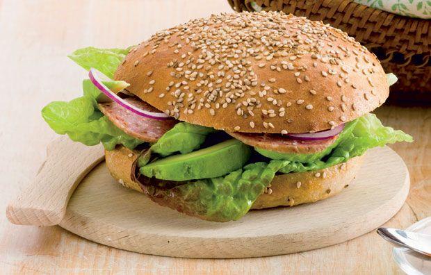 Opskrift på Sandwichboller/burgerboller