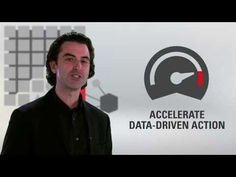 Paul Sonderegger tells us what 'Big Data' is and how it works