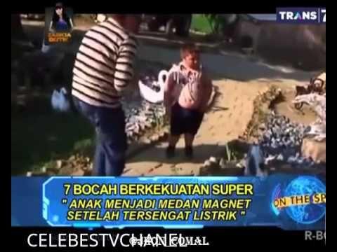 7 BOCAH BERKEKUATAN SUPER VERSI ON THE SPOT DECEMBER201509