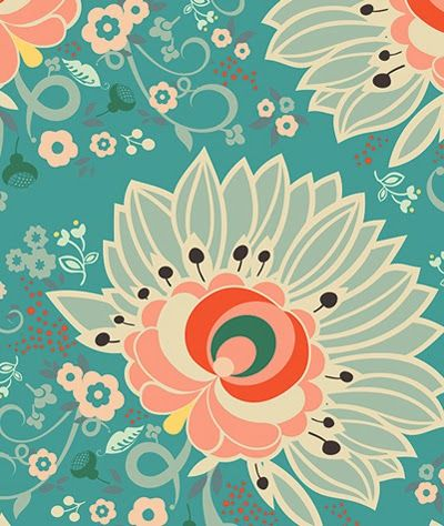 Pat Bravo for Art Gallery Fabrics