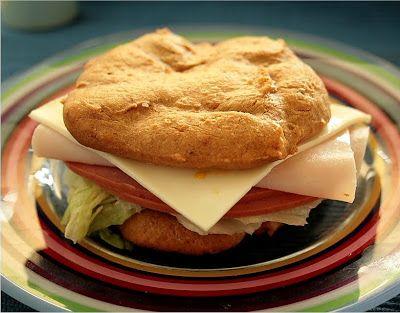 24/7 Low Carb Diner: Mr. Peanut Bread Goes Artisan