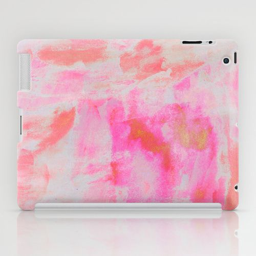 Serenity iPad Case by Georgiana Paraschiv. This case is very cute, sturdy, and skinny for travel. I'm a big reader so I'll buy several books on my iPad before any of my trips. I need a new case so this one caught my eye the most.