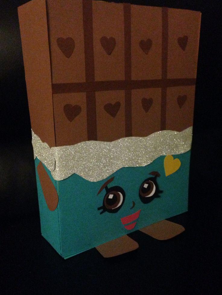 Shopkins Valentine's Box