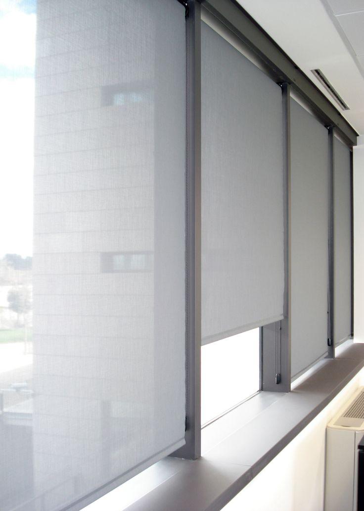 M s de 25 ideas incre bles sobre cortinas enrollables en - Cortinas de screen ...
