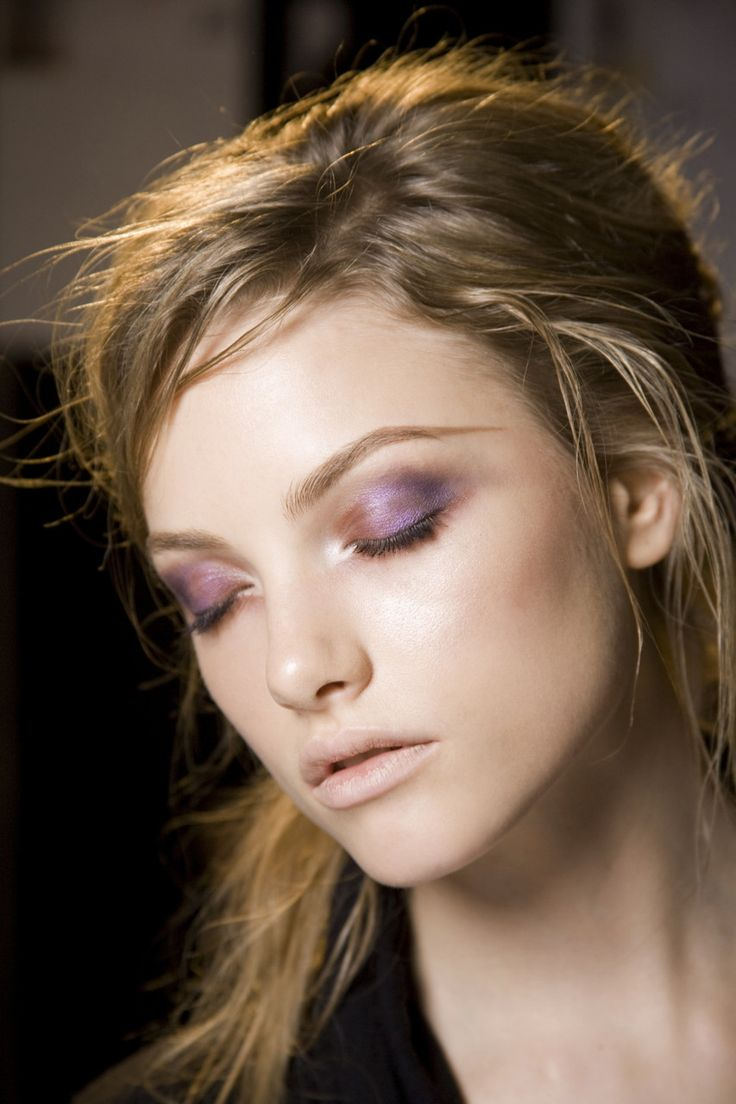 Love the multiple colors like a Berry themed Smokey Eye