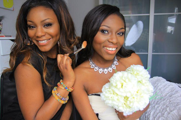 WEDDING MAKEUP LOOK FOR DARKER SKIN-Patricia Bright This is my favorite makeup job so far!