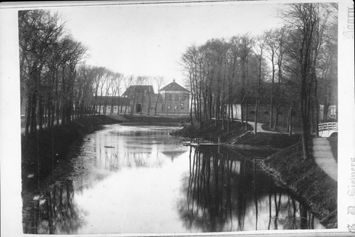 Westersingel waarschijnlijk rond 1880
