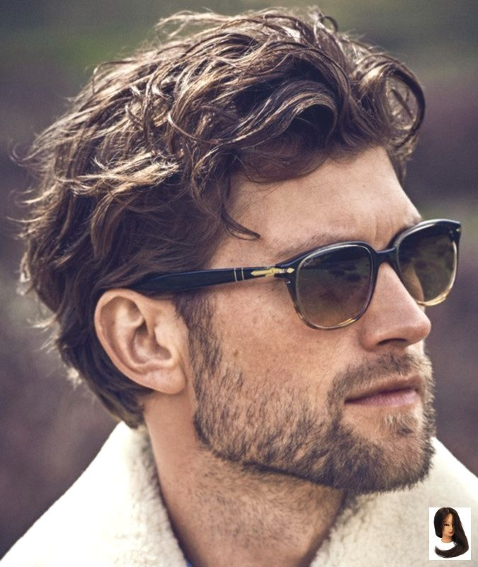 Men S Wavy Hairstyles Wavy Hair Men Wavy Hairstyles Medium