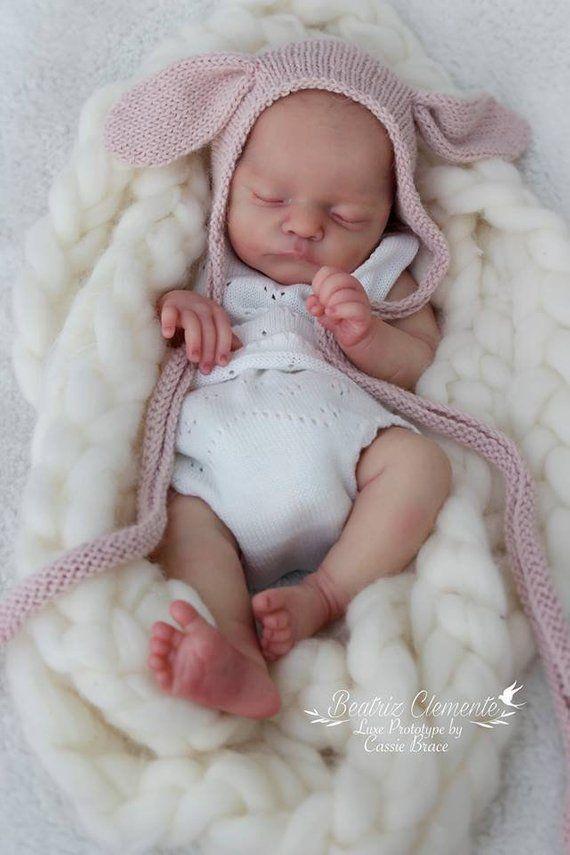 ภเgคk ค๓ Baby Puppen Wiedergeborene Babys Silikon Wiedergeborene Babys