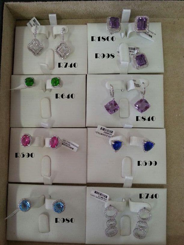 Sobert and Icing earrings #jewellery #gemstones #beautiful #glamour #classic