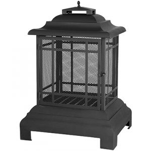 Find the Fire Sense Steel Pagoda Patio Fireplace by Fire Sense at Mills Fleet Farm.  Mills has low prices and great selection on all Fire Pits & Heaters.