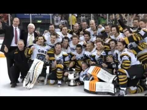 Nottingham Panthers Scoreboard Challenge Cup Final Intro. Dave, are you there Dave, Dave?