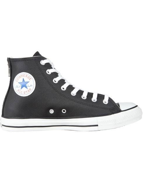 Men's Converse Chuck Taylor All Star Leather Hi Back Zip Sneakers. Tap image to shop at THE ICONIC.