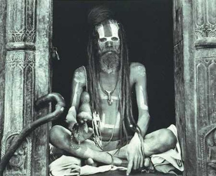 The Aghori ascetic is himself a symbol of the God Shiva in Shiva's form as Bhairava.