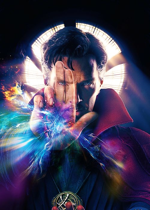 A pragmatic moderate in an extremist world. — Canon (the Dr Strange version)