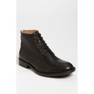 SALE - Mens ECCO Portisco Winter Boots Black Leather - Was $299.95 - SAVE $100.00. BUY Now - ONLY $199.90